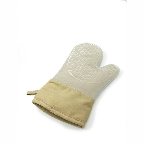 Silicone Woven Mitt - Parallelogram Style