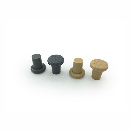 4Pc Silicone Bottle Stop